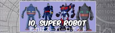 Io Super Robot
