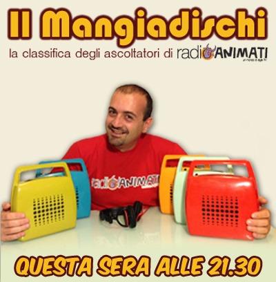 """Va in onda la prima puntata de """"Il Mangiadischi"""""""