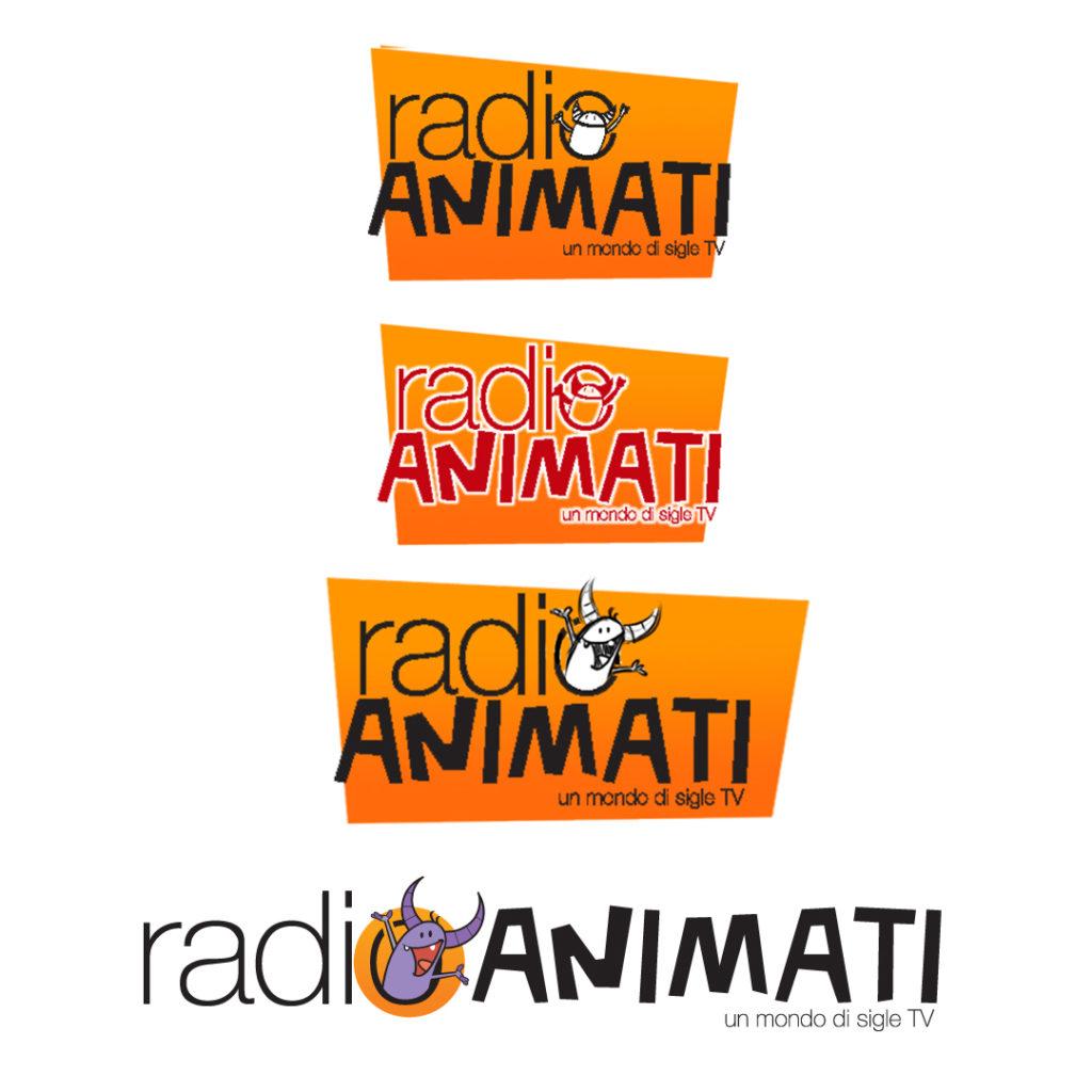 """La nascita del logo di RadioAnimati e del """"mostrillo"""""""
