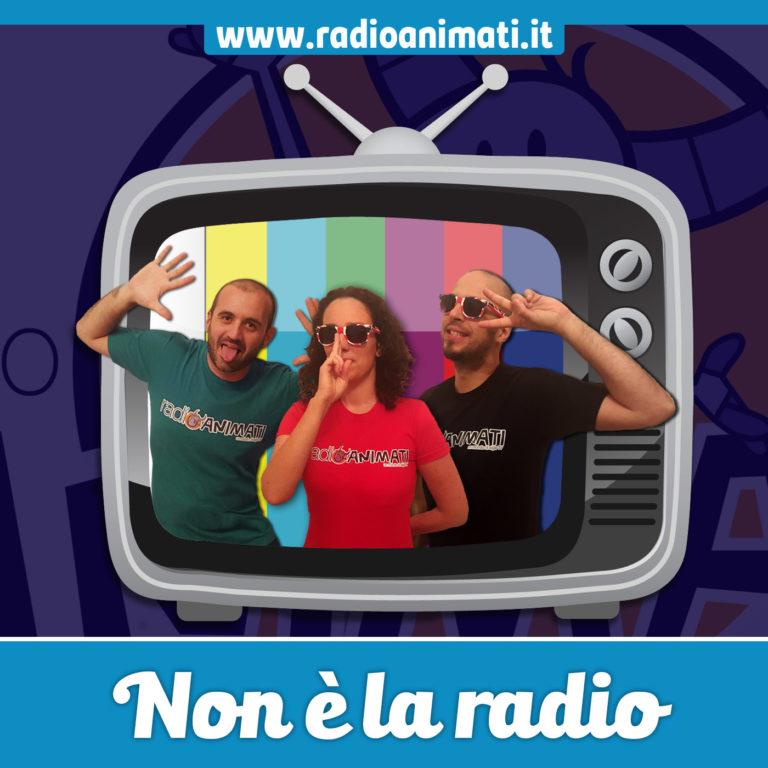 Non è la radio – puntata 20 – La fantascienza in TV, parte tre