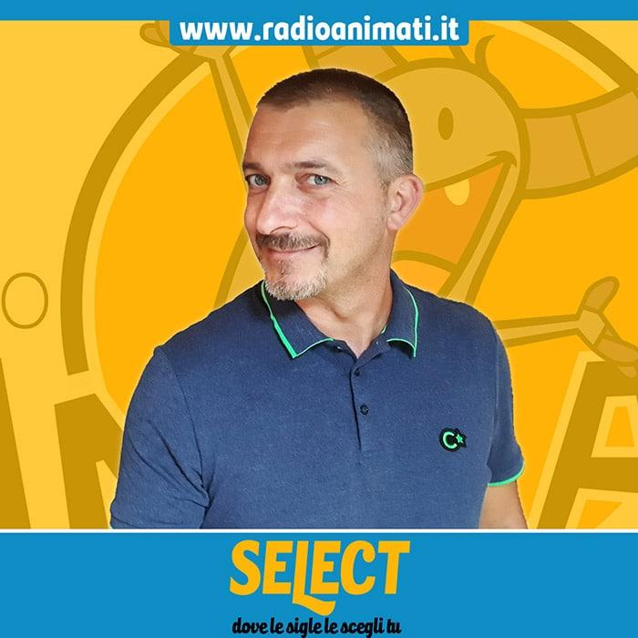 Speciale SELECT con Pellegrino e le voci di RadioAnimati