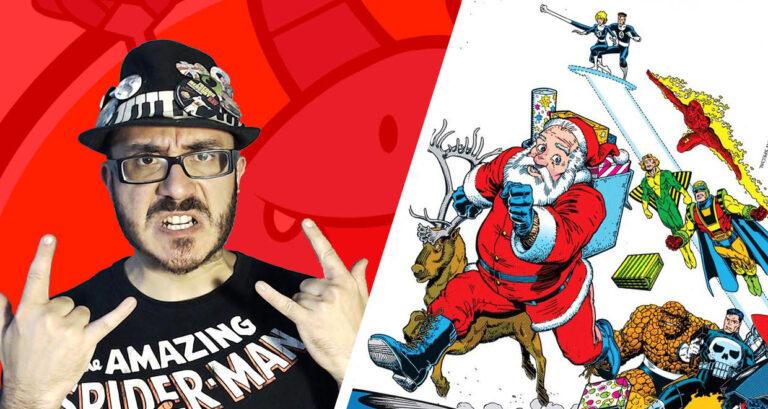 Buon Natale… a fumetti!